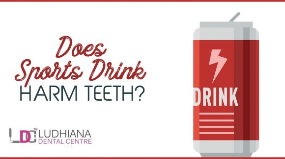 Does Sports Drink Harm Teeth?