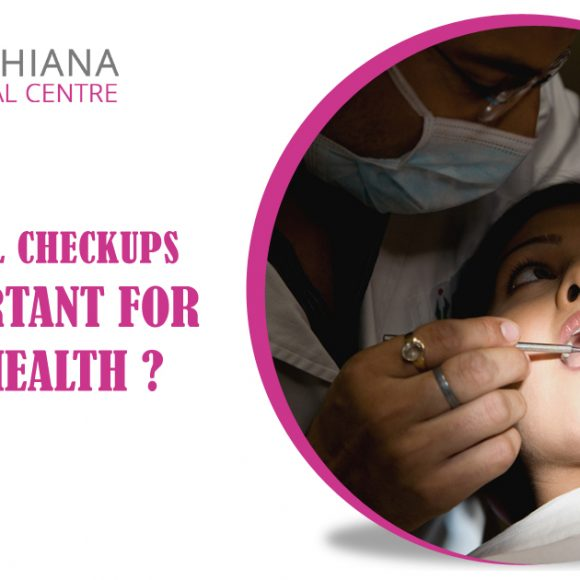 Why Dental Checkups Are Important for Dental Health