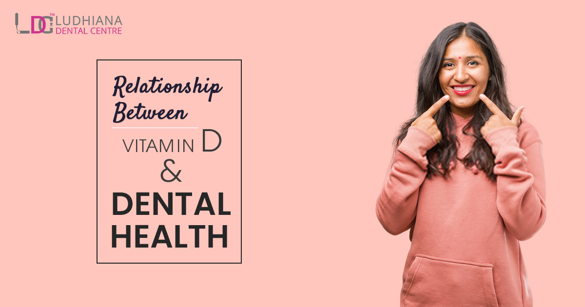 Relationship between Vitamin D and Dental Health