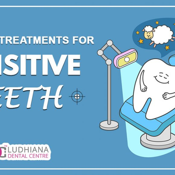 Different Treatments for Sensitive Teeth