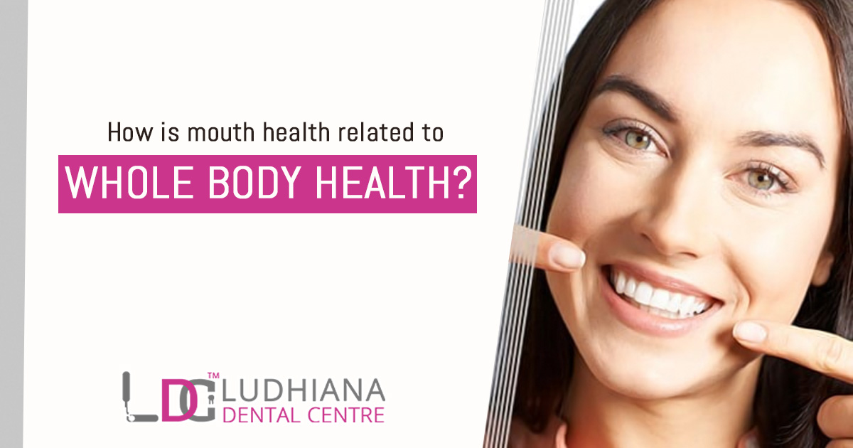 How is Mouth Health Related to whole-body Health?
