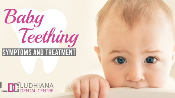What are the Baby Teething Symptoms and Treatment available in the market?